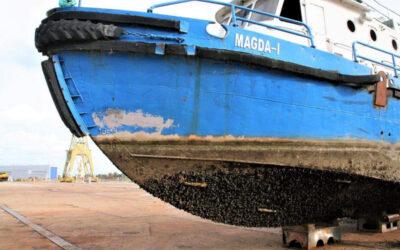 Renovation of MAGDA 1